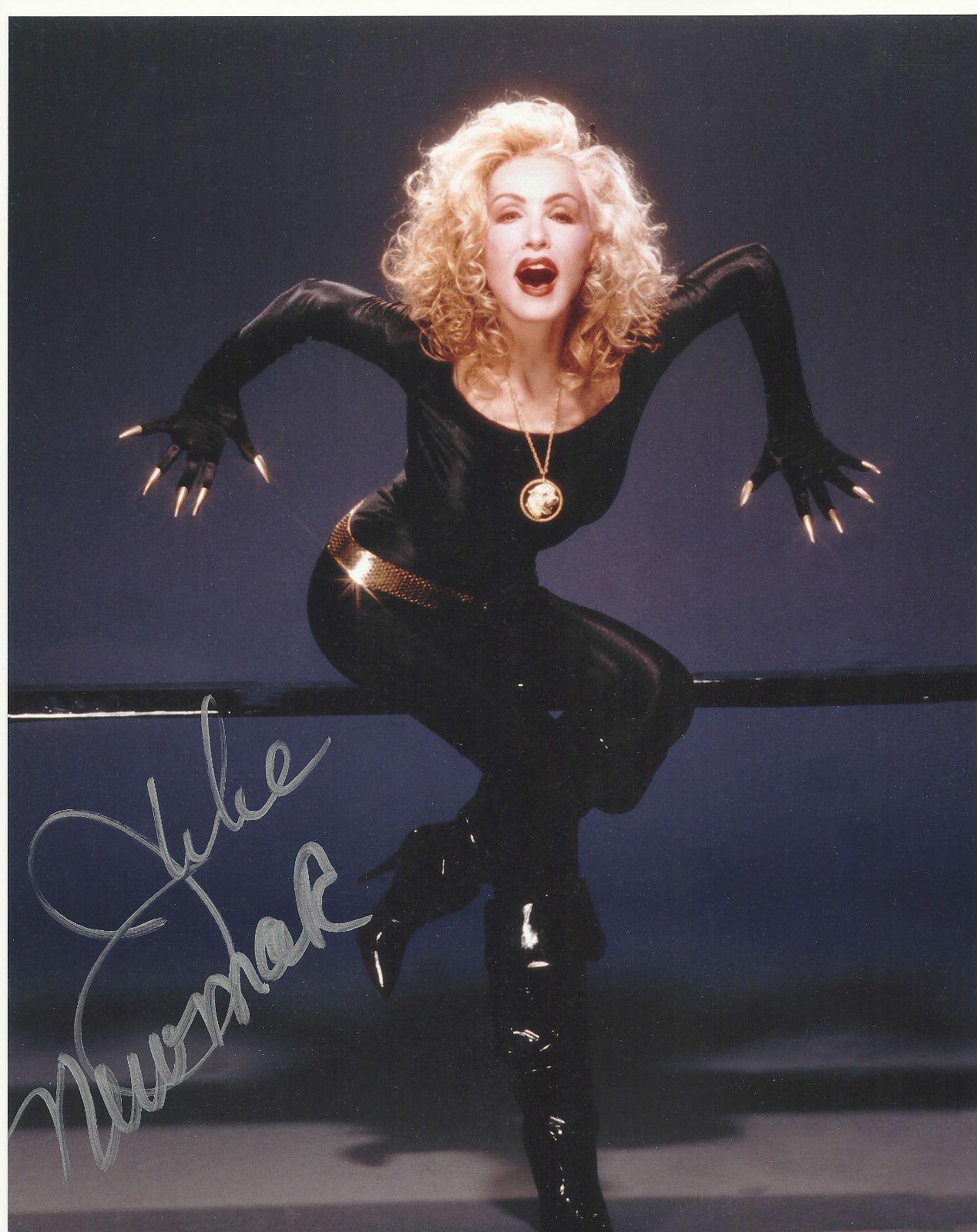 Signed bob mason picture 8x10 jsa view all bob mason - Julie Newmar Signed Autographed 8 X 10 Photo Photograph Catwoman Batman I 09 Ebay
