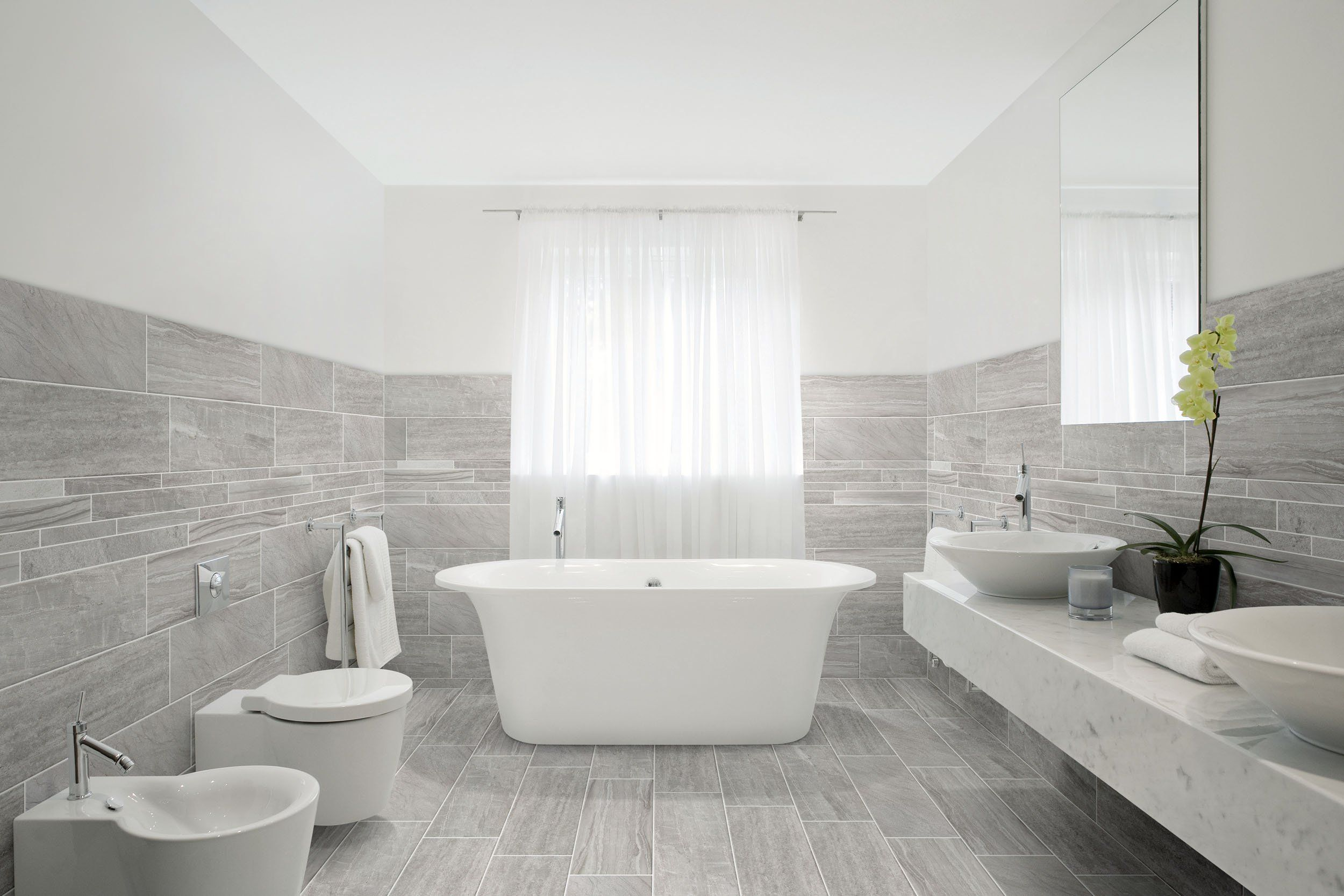 Category archives bathroom floor tile bathroom design 2017 2018 interior wood plank porcelain tile that looks like wood planks mixed with white wall interior color decor for bathroom with wall mounted marble table and dailygadgetfo Gallery