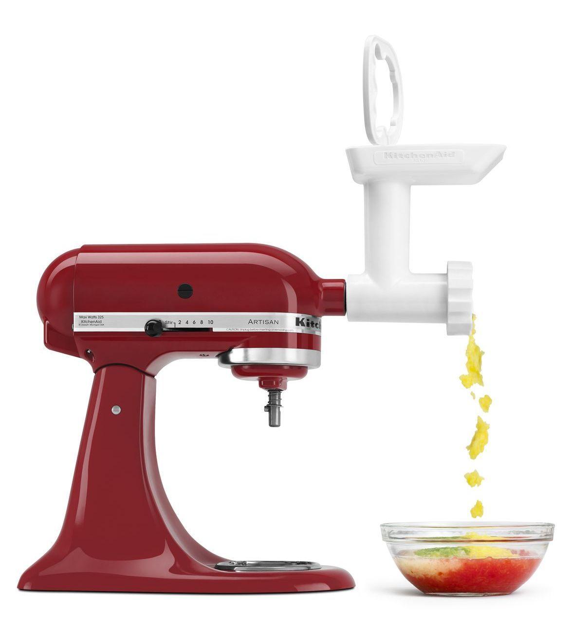 Kitchen aid kitchen aid mixer attachments