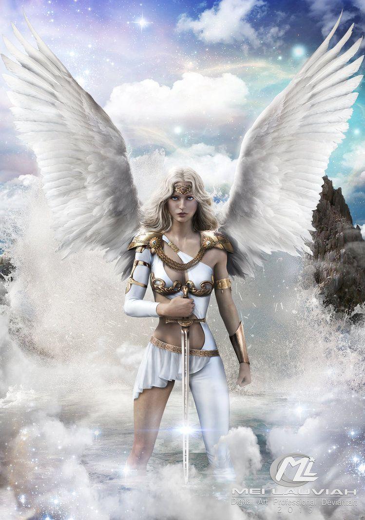 angel photoshop fantasy famale - photo #16