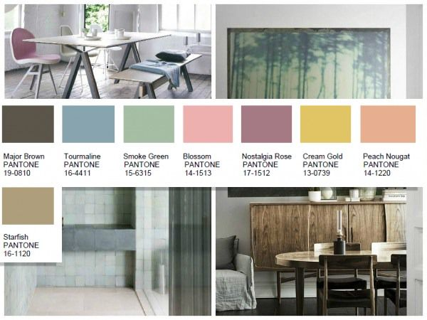 Home Interior Color Trends For 2016 Have Been Selected! We Can All Breath A  Sigh Of Relief, Because Now We Can Safely Choose The Most Updated Palette  For ...