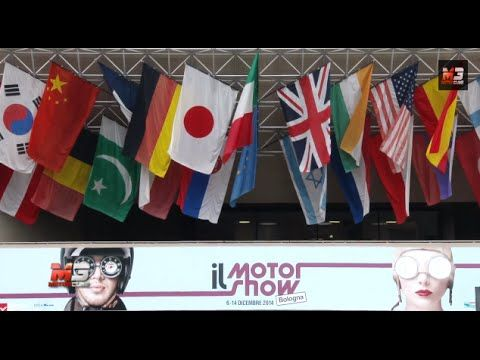 Speciale Motor Show Bologna 2014 - MotorCube - Anno 2014 - Puntata 216