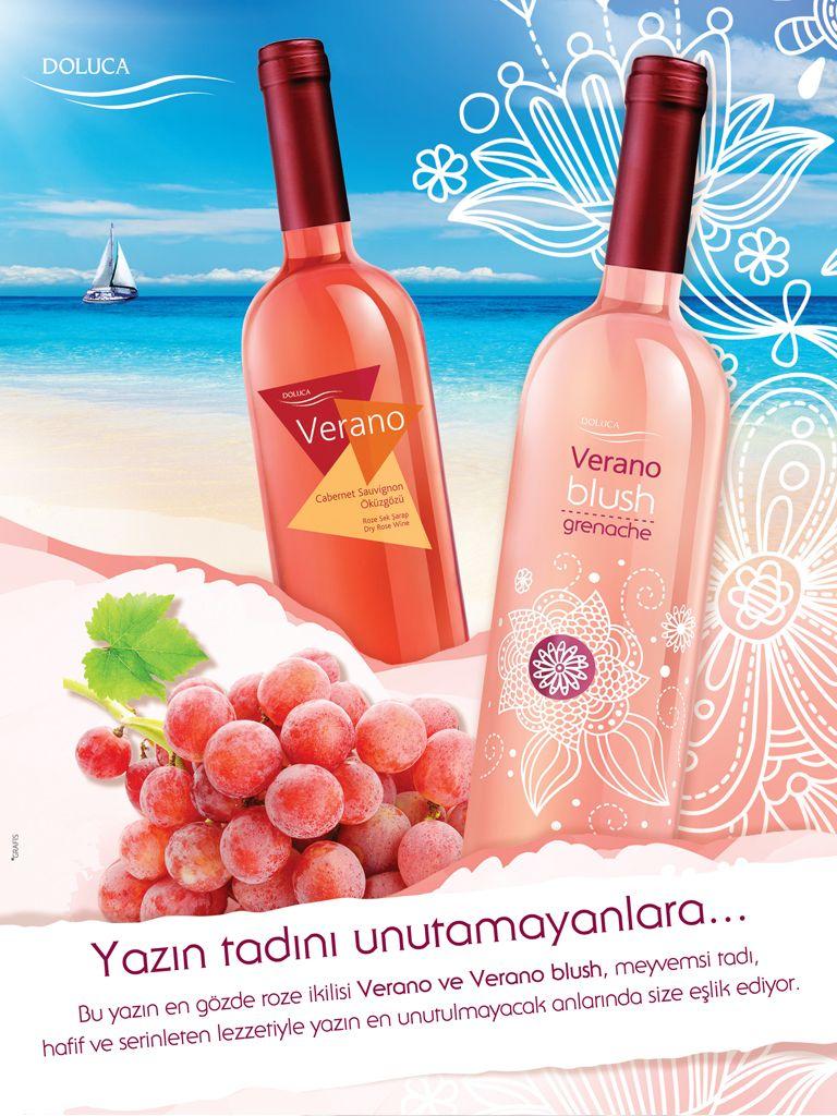 Yazin Tadini Unutamayanlara Wine Bottle Wines Rose Wine