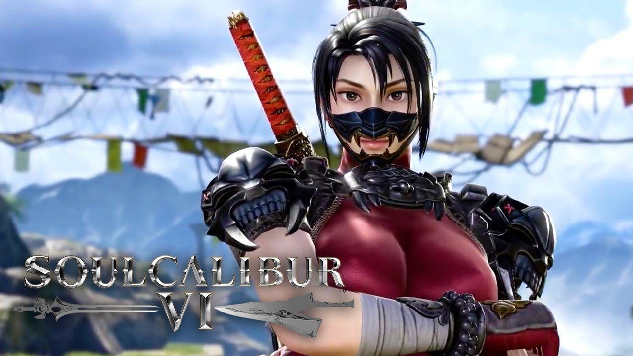 Soulcalibur 6 Taki Character Trailer Game Site Reviews Soul
