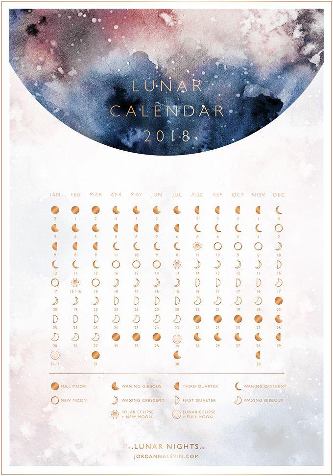 40  free printable 2018 calendars