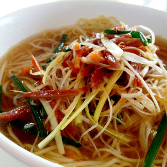 Chinese noodle *photo by afs