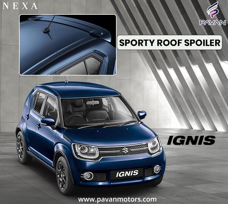 Spesifikasi Suzuki Ignis Sport Edition Indonesia 2018
