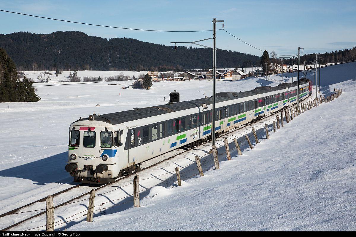 Voralpen Express Vae Romanshorn St Gallen Wattwil