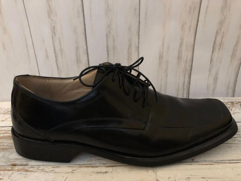 3ee2f017ef Kenneth Cole New York Leather Lace Up Square Toe Dress Shoes Mens Sz 12 M  Black  fashion  clothing  shoes  accessories  mensshoes  dressshoes (ebay  link)