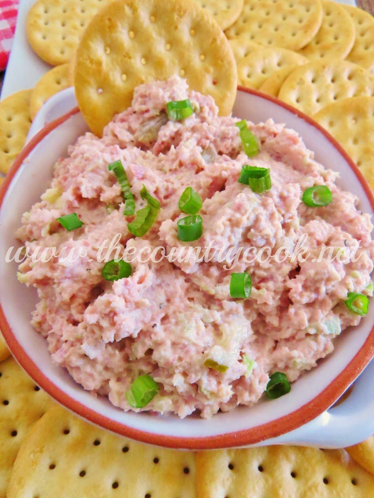 Ham Salad Recipes Homemade