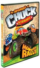 Reviewed By Mom: The Adventures of Check & Friends: Monster Rally...Out Now! Review & Give Away!