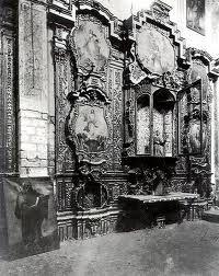 Interior Iglesia de la Piedad