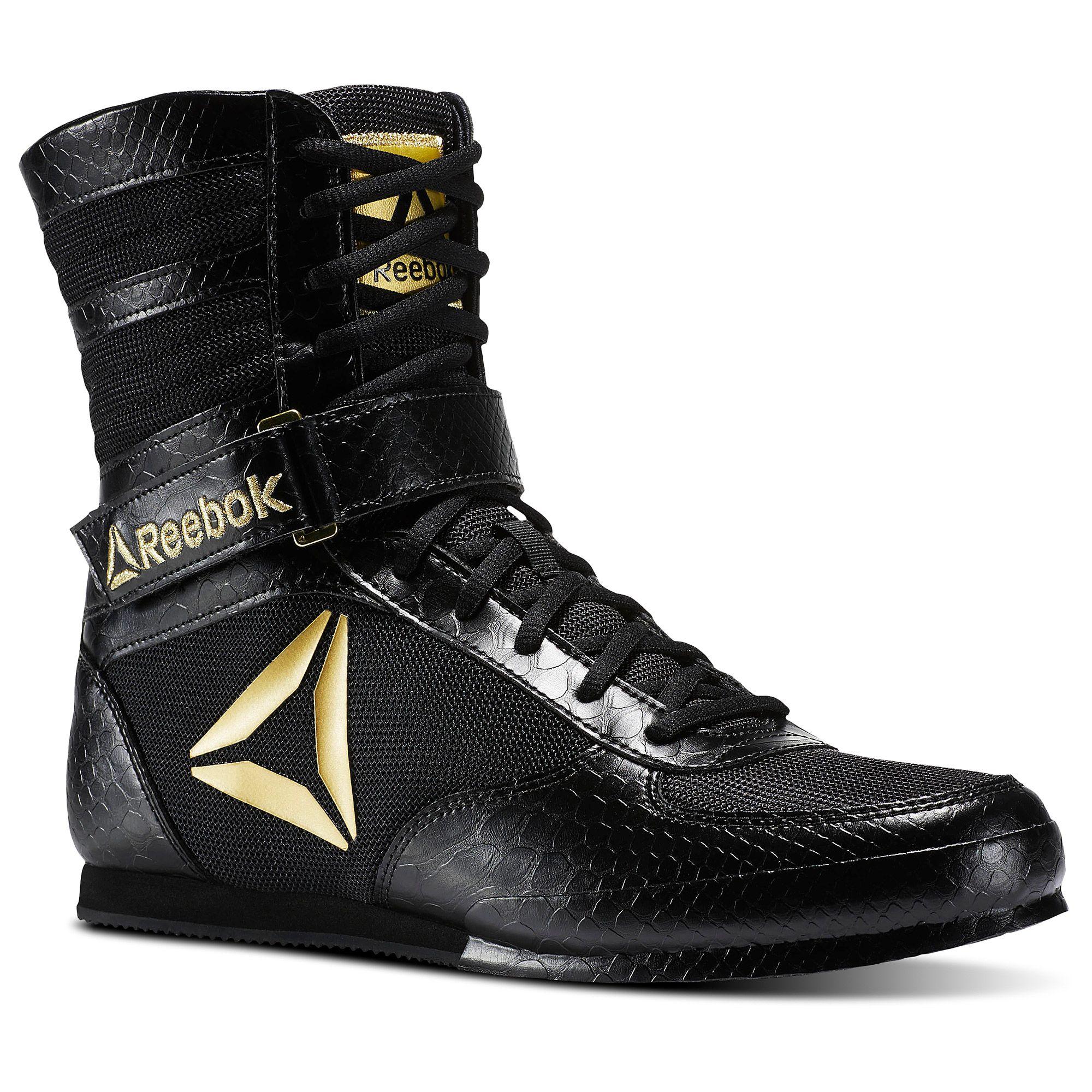 Reebok Men's Boot Boxing Shoe | Airfrov