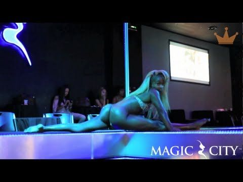 Behind Scenes At Magic City Ps3 Theme Dancers Snack Pack Part 2 Magic City City Scenes