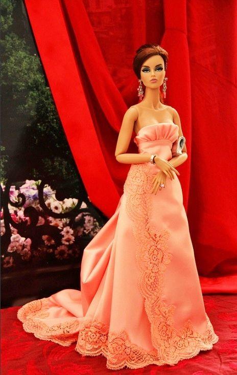 doll #gowns Freja/Kim/flickr . / 12.27.5 qw | Barbie! VIII etc ...