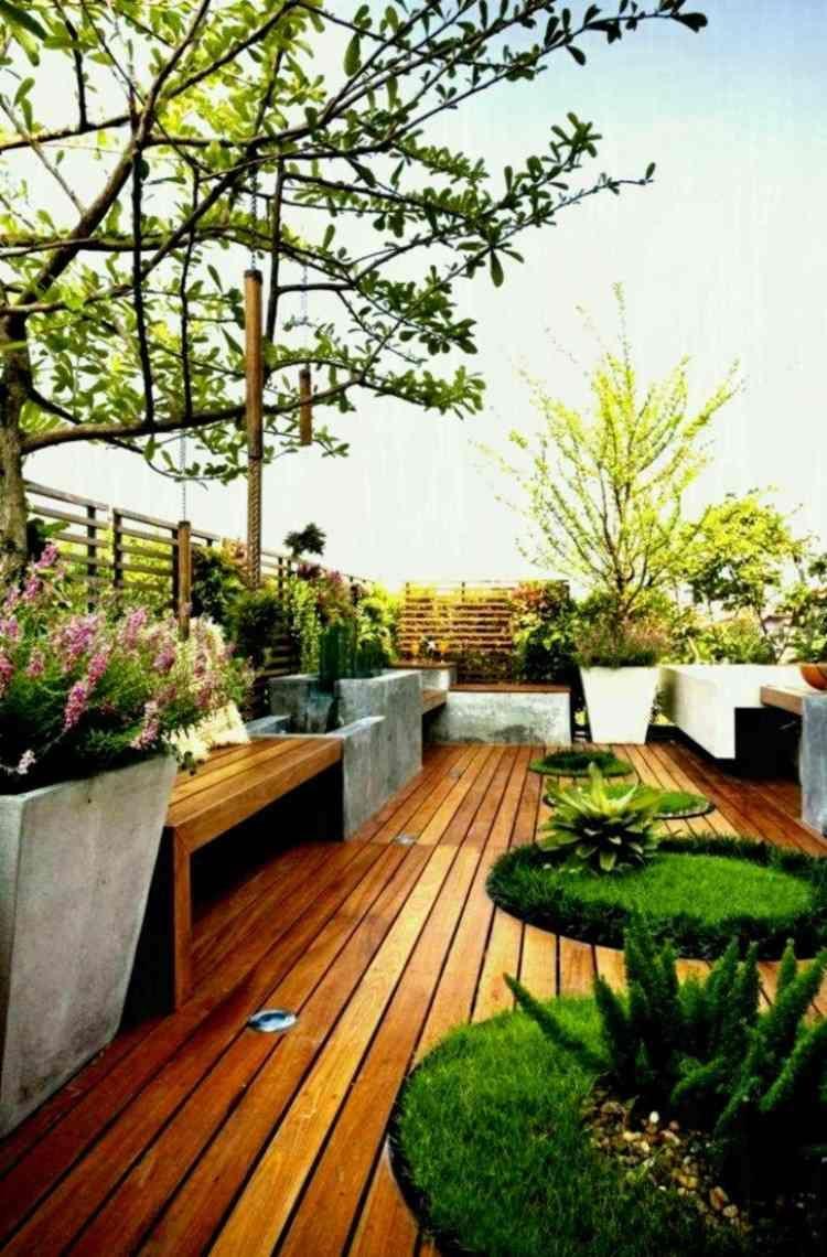 Comment Soigner Le Look De Votre Balcon Ou Toit Terrasse Idees De
