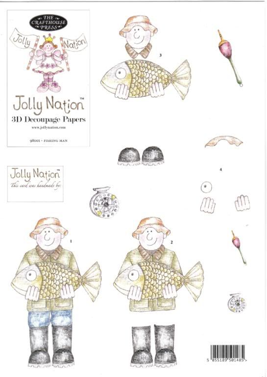 Jolly Nation Fisherman