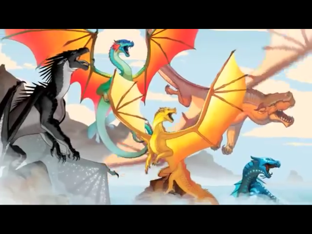 wings of fire A description of tropes appearing in wings of fire a 2012 series of books written by tui sutherland, a member of the erin hunter team the series follows a.
