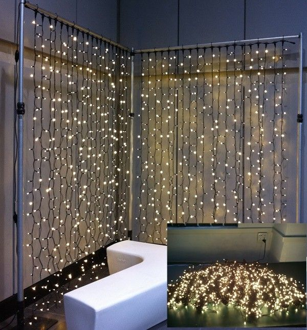 Best Way To Hang Lights Inside A Window Google Search Christmas Lights Inside Led Curtain Lights Lights