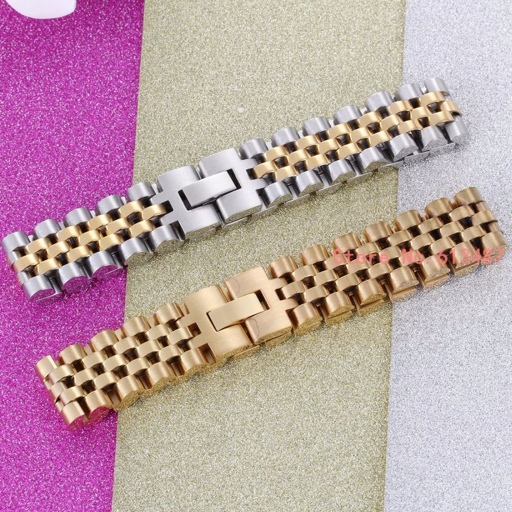 New arrival bracelet cm silver gold l stainless steel hand