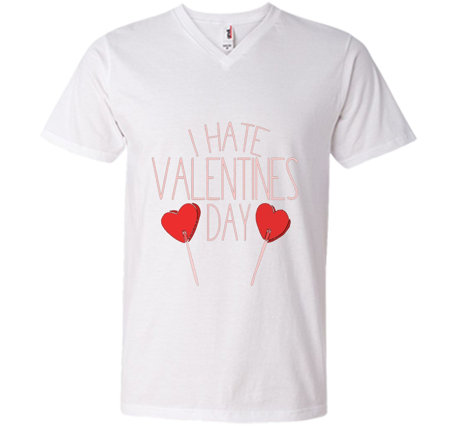 i hate valentines day shirt funny anti valentines day tee - Anti Valentines Day Shirts