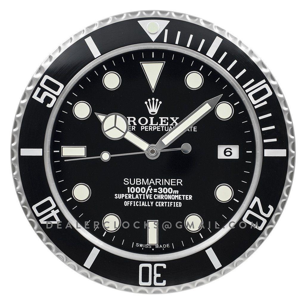 Rolex Submariner Wall Clock Rx201 Rolex Submariner Apple Watch Custom Faces