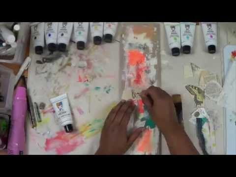 "Blog Hop for ""Dina Wakley Media"" - YouTube"
