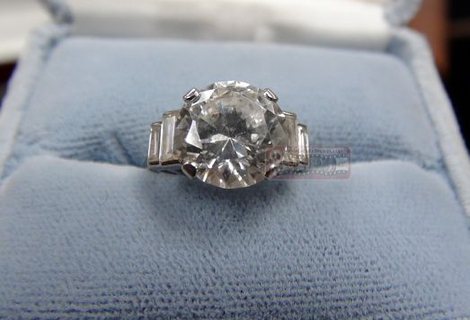Rose S Engagement Ring From Titanic Rose Engagement Ring Engagement Rings Rings