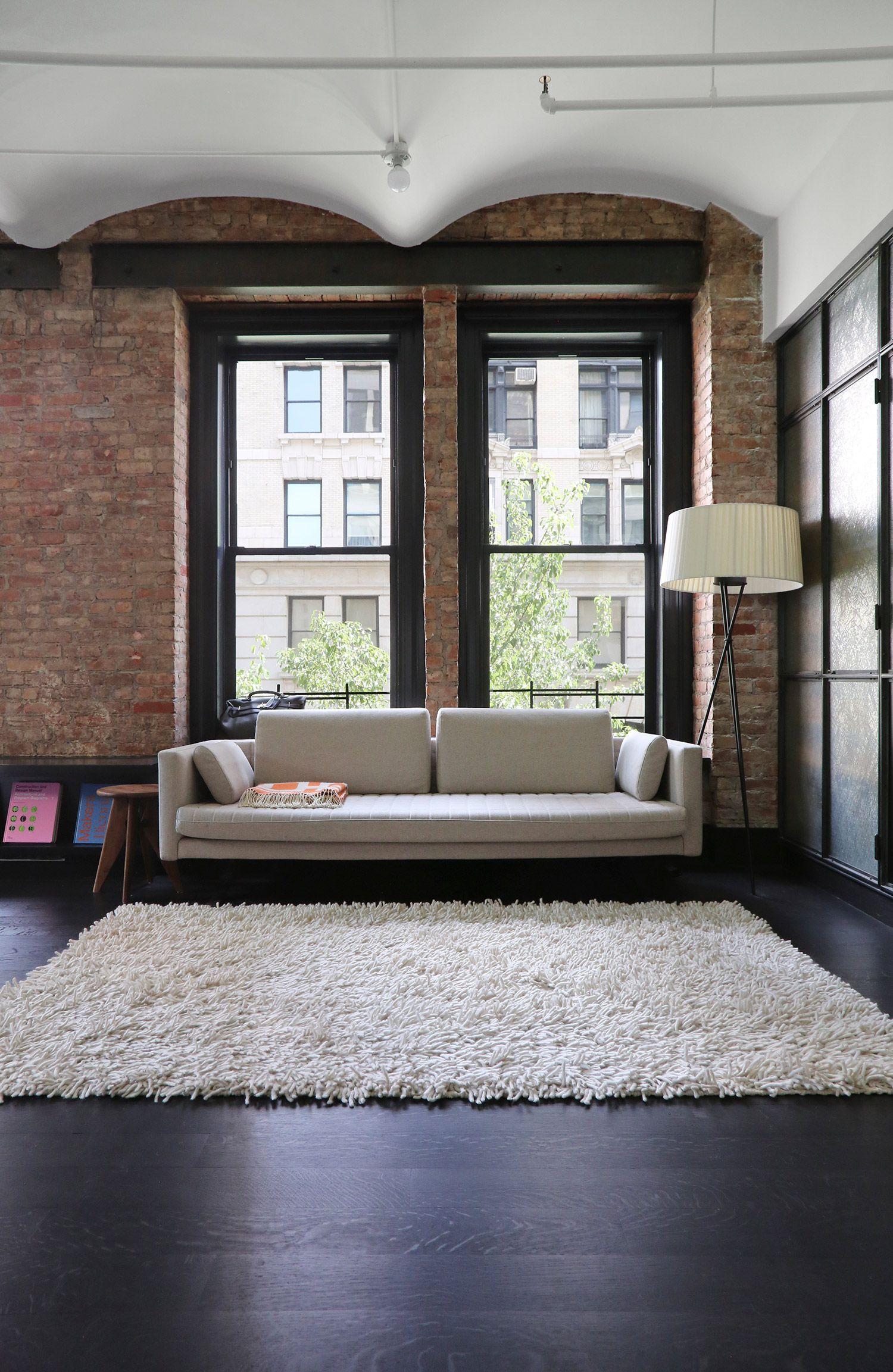 Great Jones Loft In New York Loft Style Homes Loft Style Loft