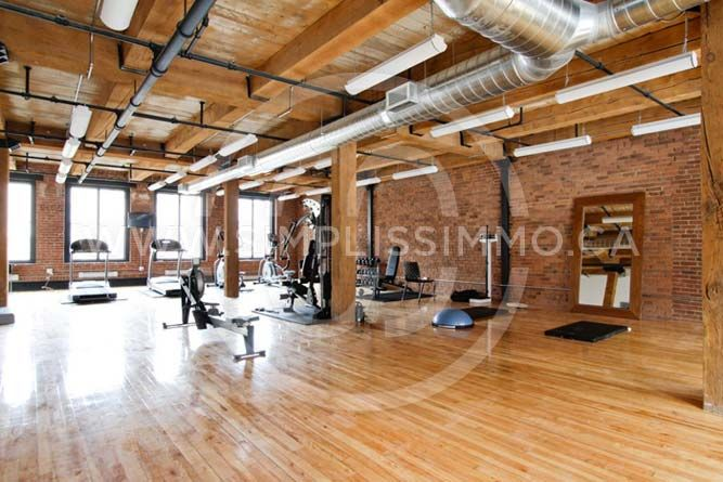 Pin On Contemporary Furnished Loft Located Downtown Montreal