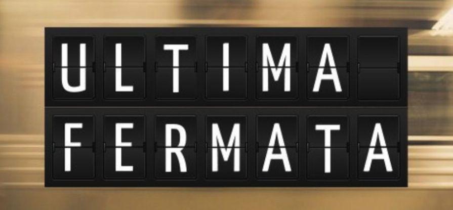 Ultima Fermata: programma televisivo annullato