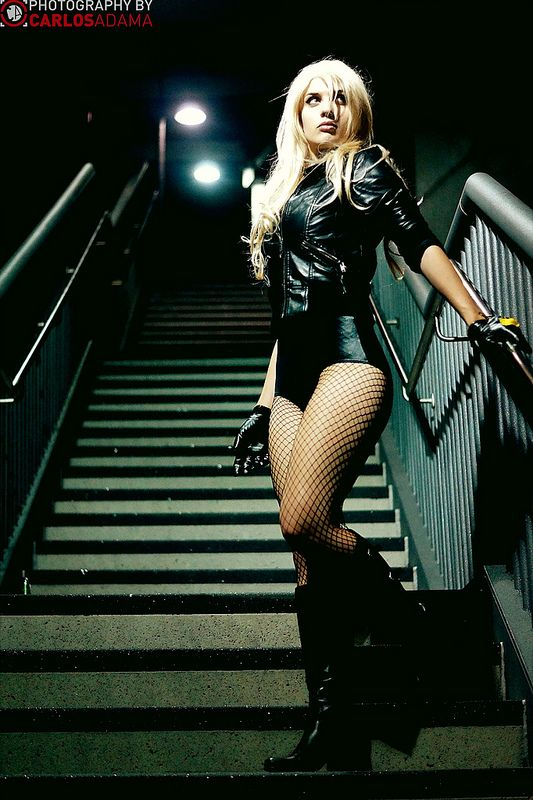 Black Canary by Black Cat