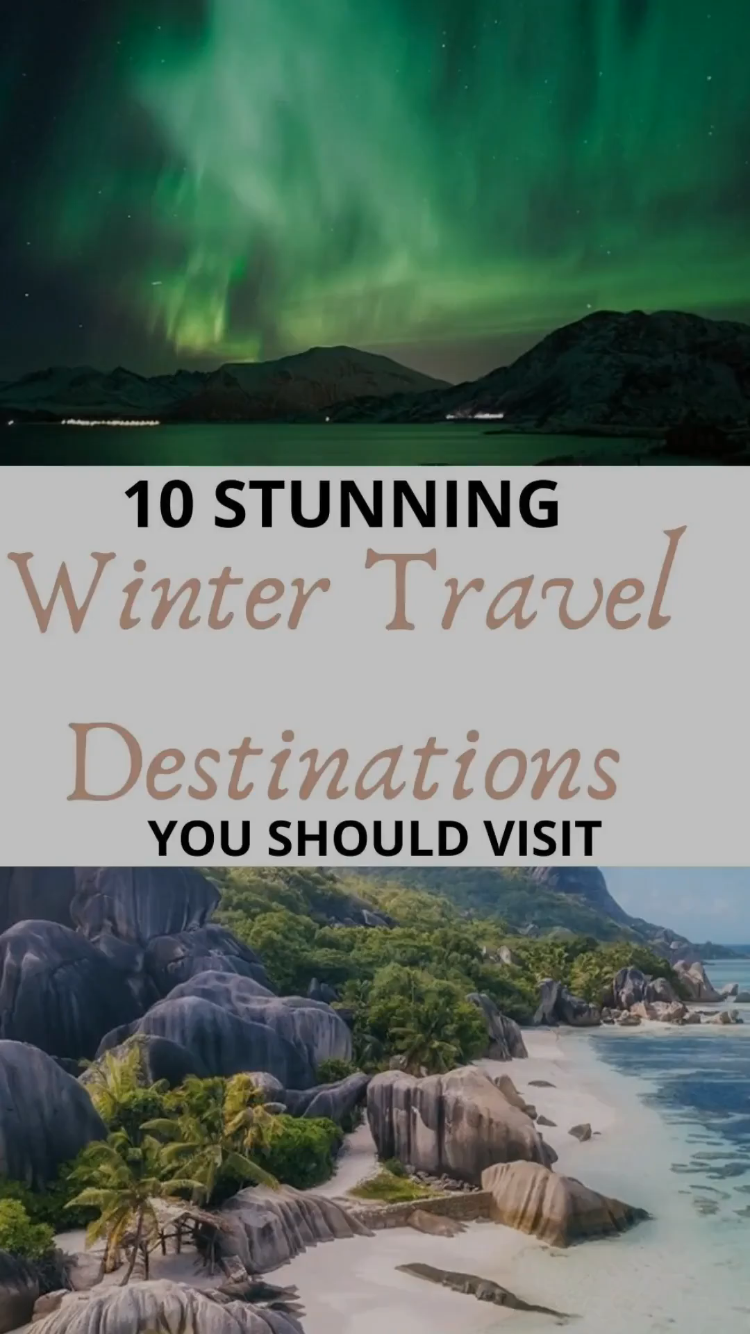 10 Stunning Winter Travel Destinations -   19 travel destinations Thailand country ideas