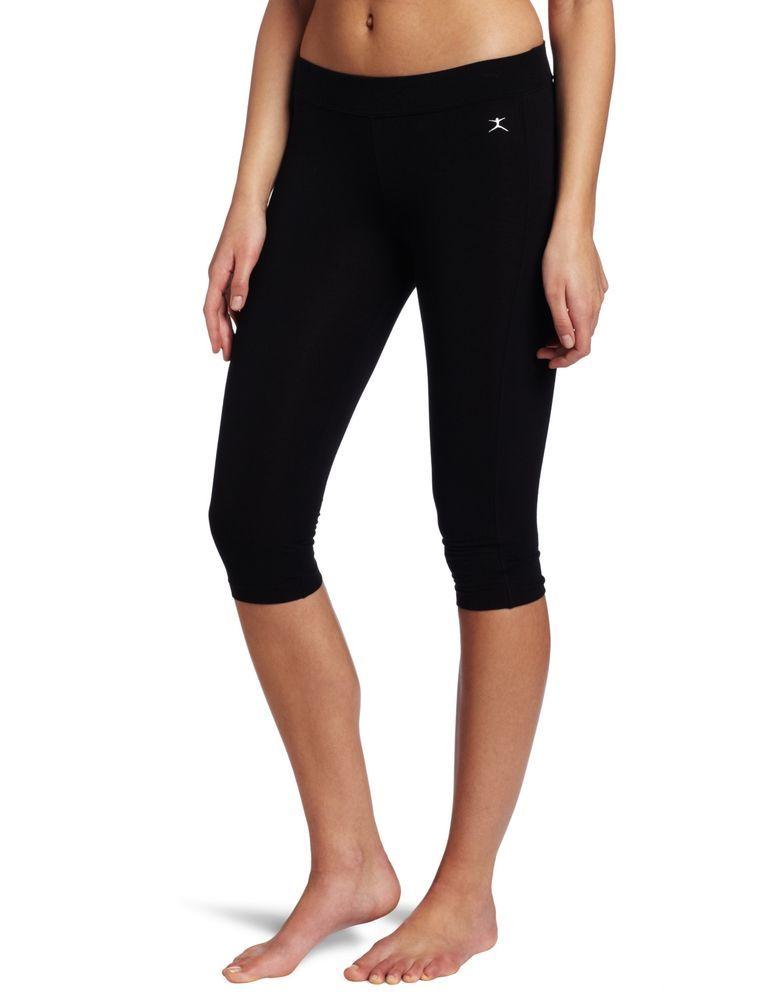 adf8461950cbf Danskin Women's Capri Legging Black Small #fashion #clothing #shoes  #accessories #womensclothing #leggings (ebay link)