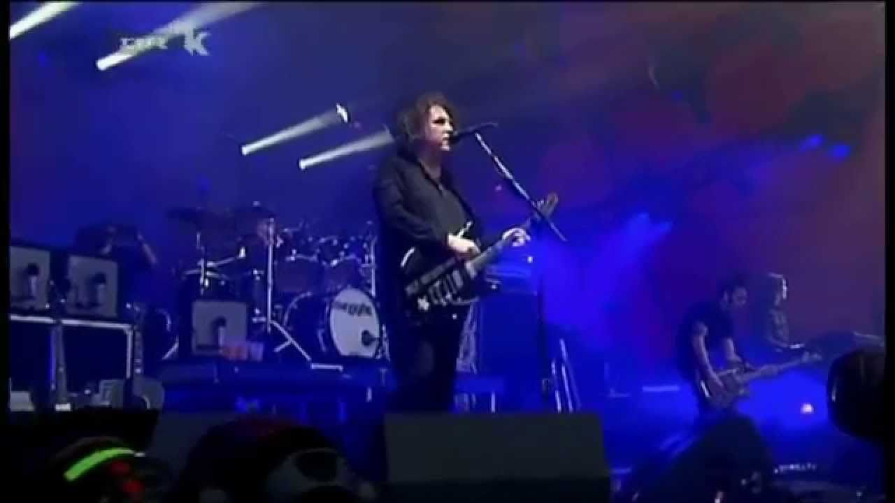 The Cure - LoVeSong (Live HD)