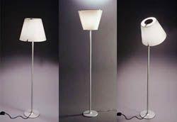 Artemide Melampo Floor Lamp Luminaire Lampadaire
