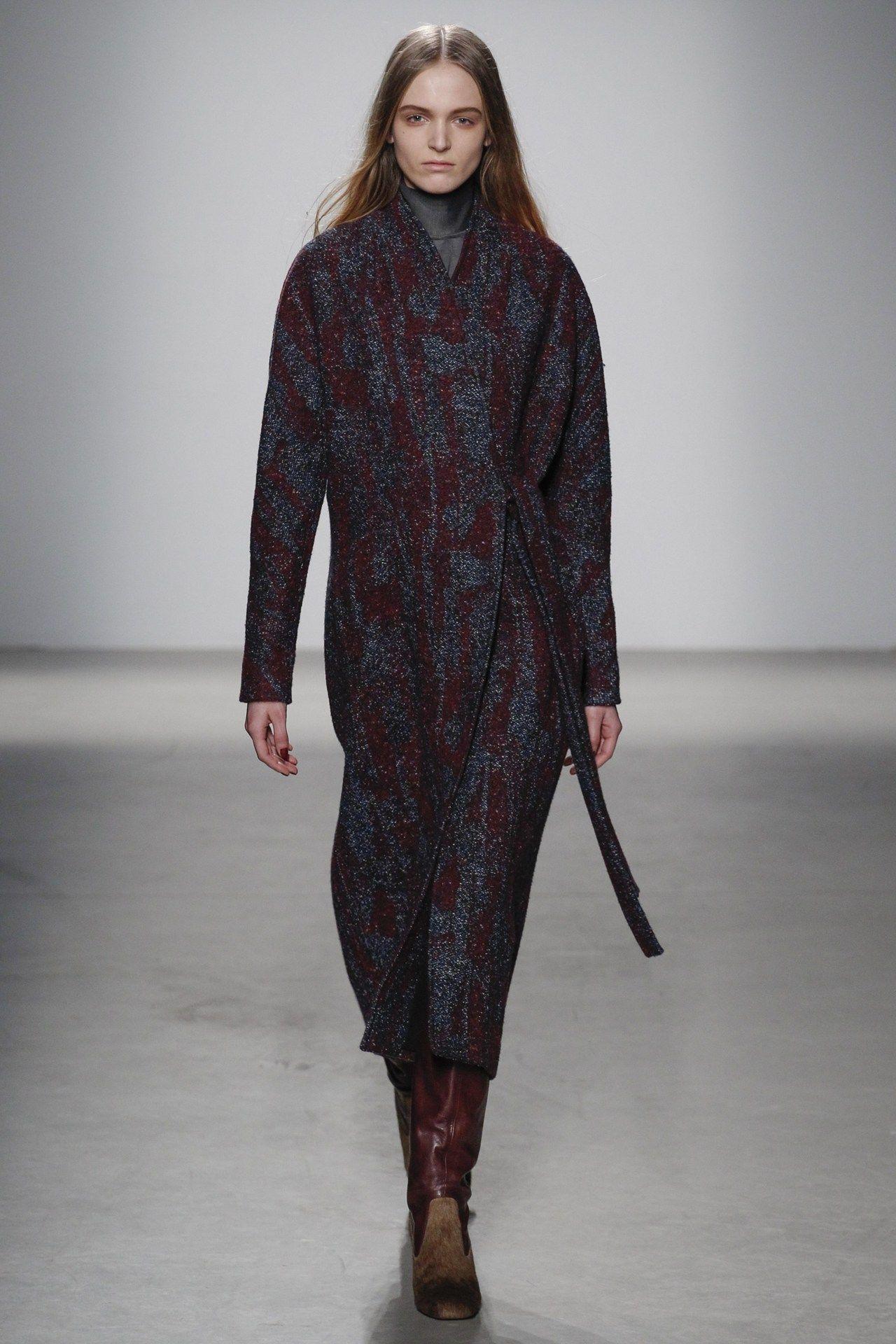 Damir Doma fashion collection, autumn/winter 2014