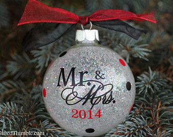 our first christmas ornament – Etsy | All Things Christmas ...