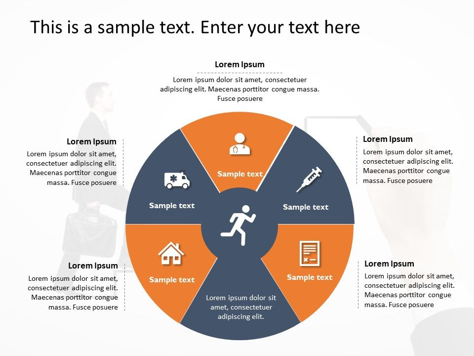 Use This Powerpoint Template To Show Process Or Stages In A