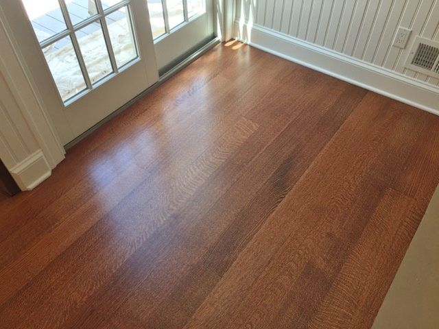 Rift And Quarter Sawn Red Oak Kitchen Floors Mill Direct Flooring House Flooring Wide Plank Flooring