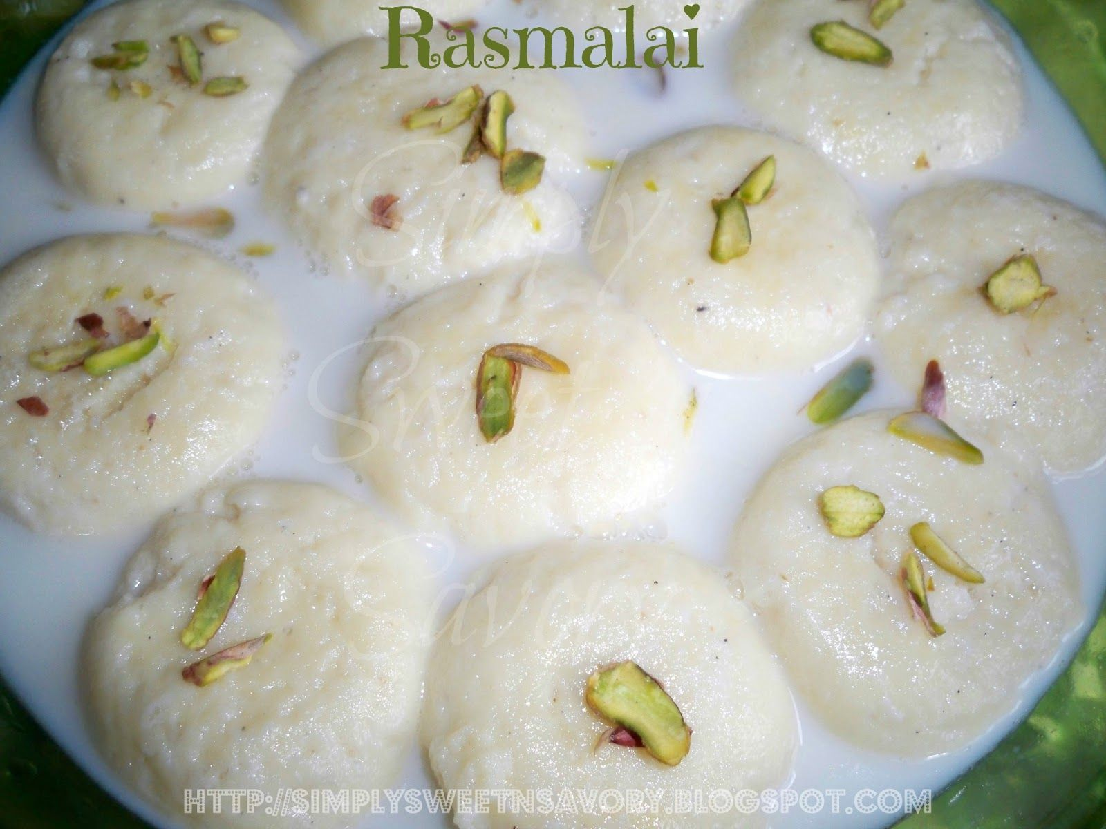 Simply Sweet N Savory Rasmalai Or Ras Malai Powdered Milk Balls In Sweetened Milk Sweet Dishes Recipes Milk Powder Recipe Cooking Recipes Desserts