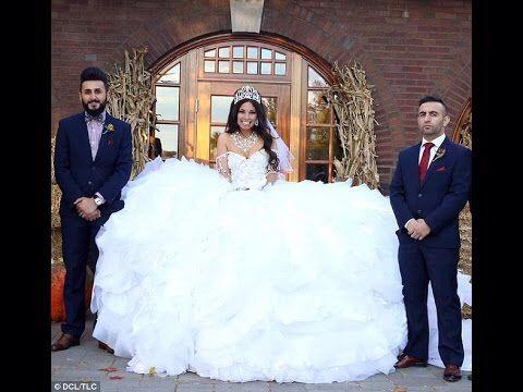 My Fat Gypsy Wedding Season 4 Episode 1 Greek Dess Dress Huge Elegant