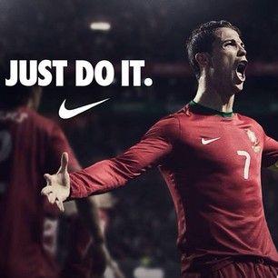 just do it cristiano ronaldo | Real Madrid | Pinterest ...