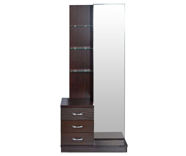 Winner dresser with storage full mirror dressing table for Dressing table long