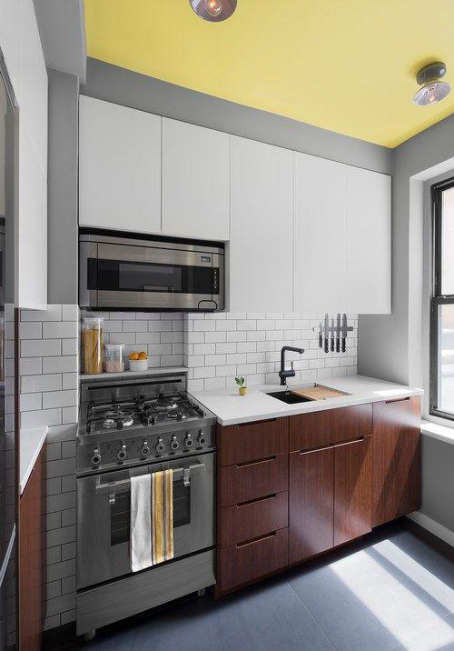 20 Ideas Para Cocinas Pequenas Decluttering Pinterest Kitchen
