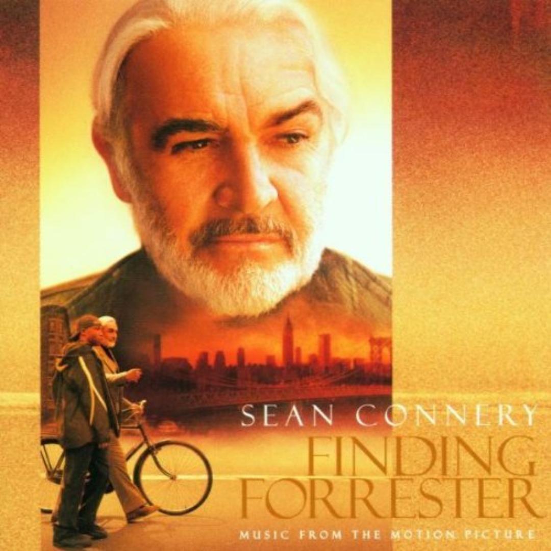 """Finding Forrester"" movie soundtrack, 2000. Finding"