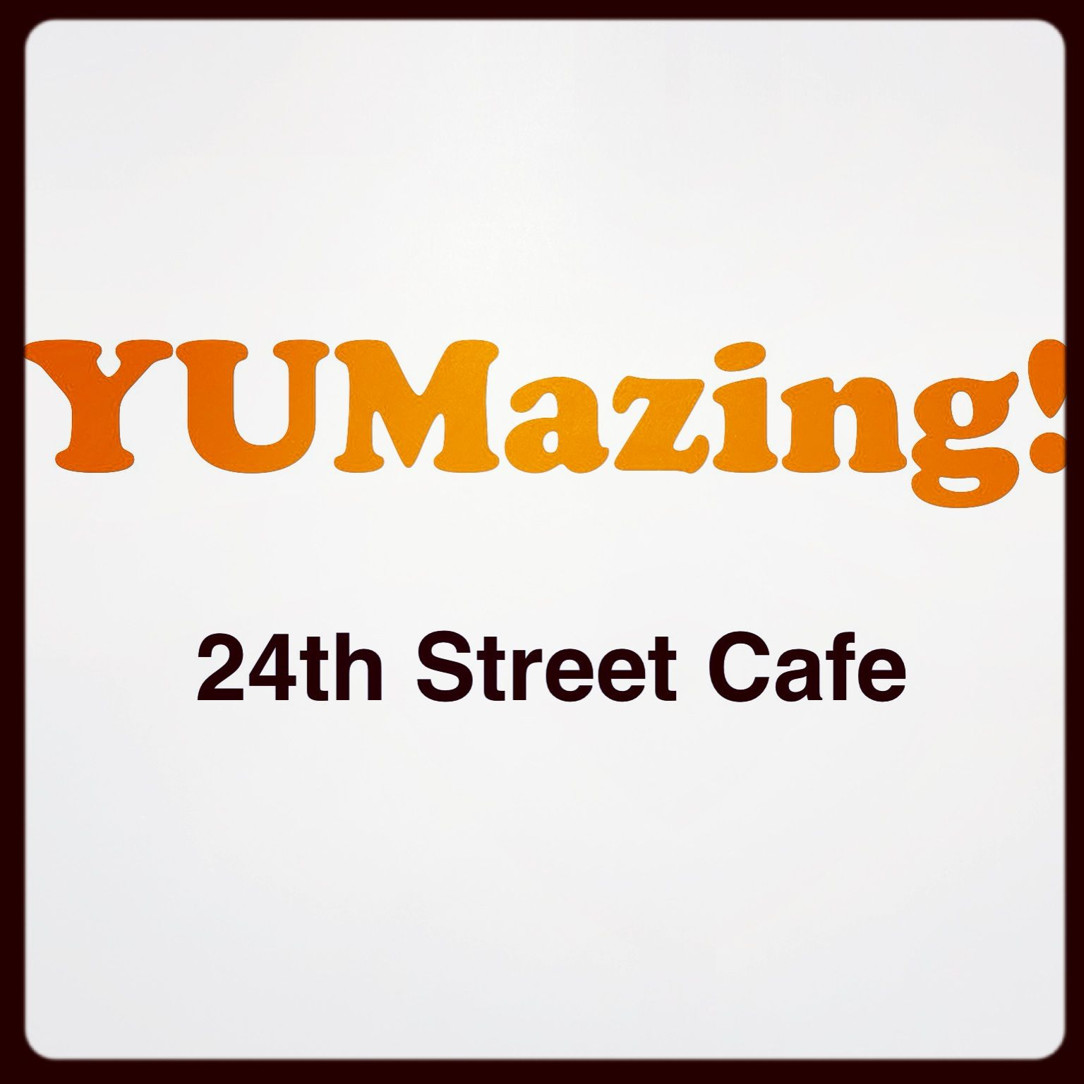 Best food in bakersfield is at 24thstreetcafe its