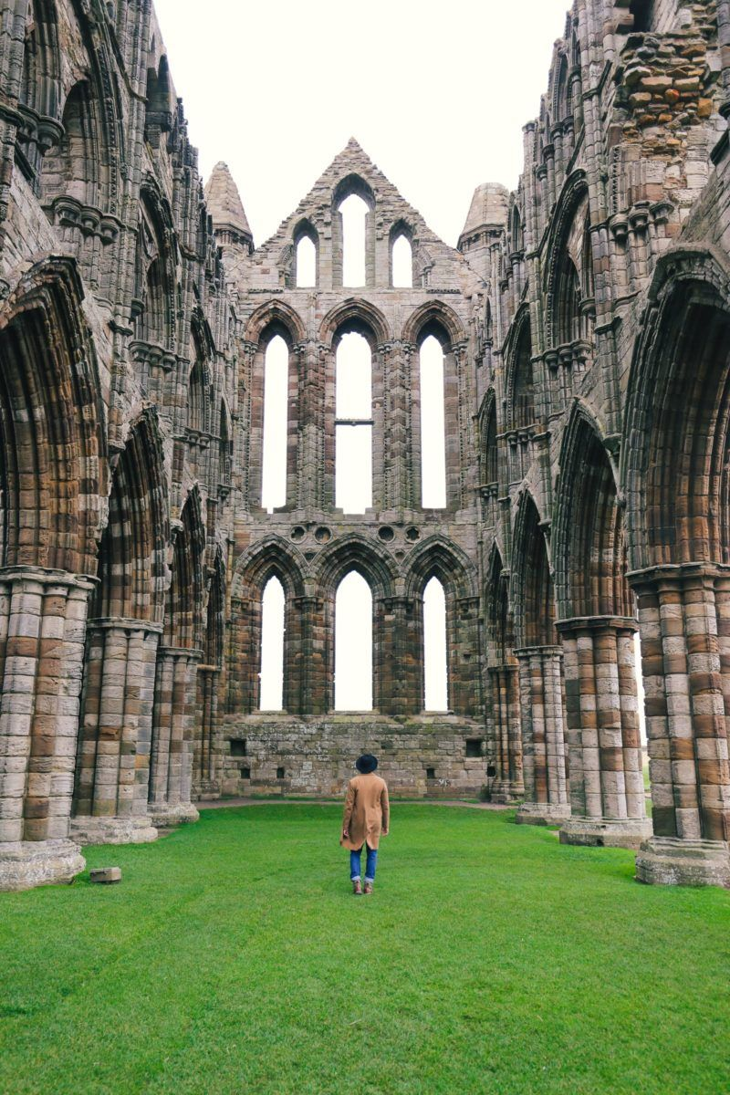 Exploring Ancient England - Robin Hood's Bay And Whitby Abbey - Hand Luggage Only - Travel, Food & Photography Blog