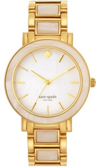 Kate Spade New York Gramercy Grand Mother Of Pearl