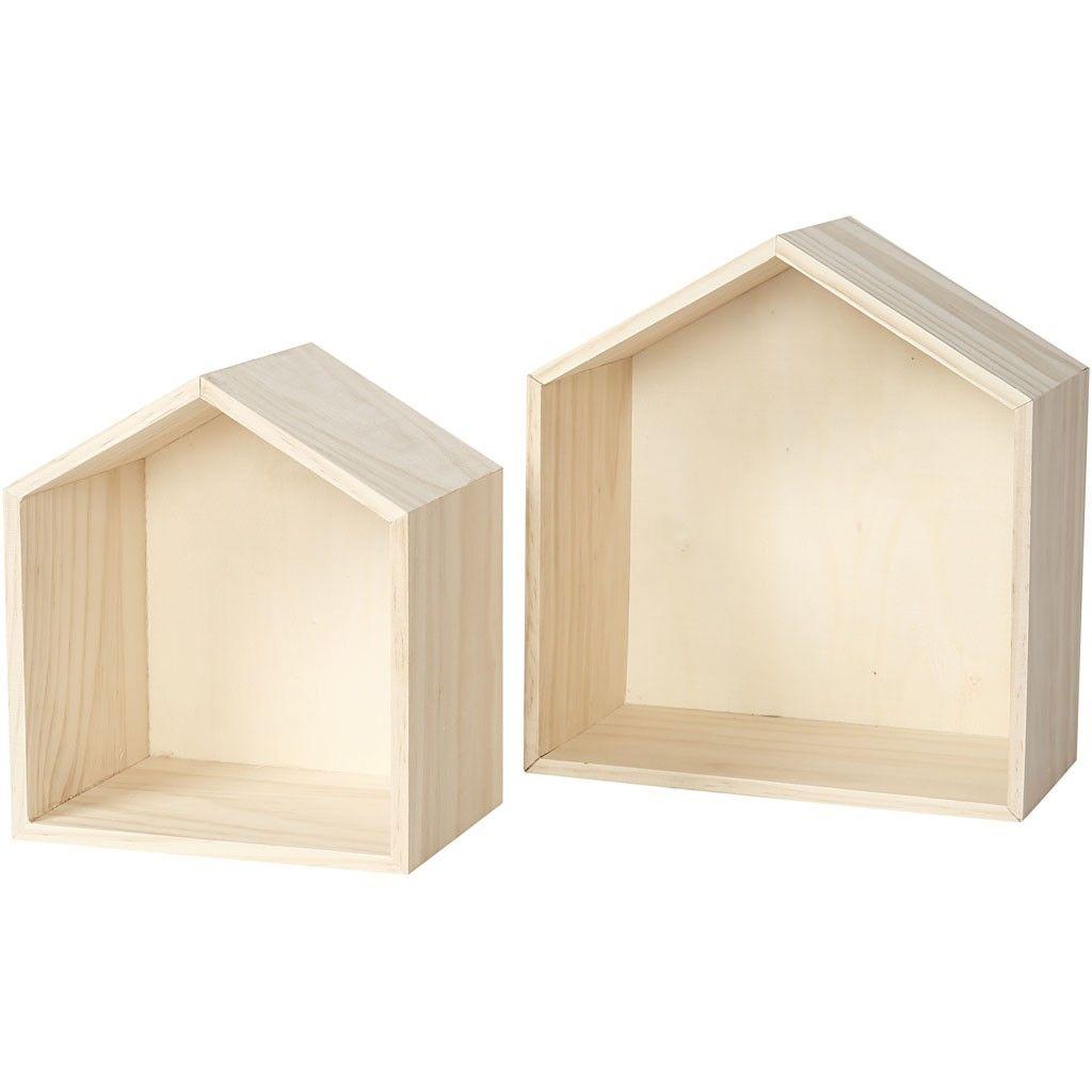 Boite De Rangement H 20 25 Cm Traite Maison 2 Assortis Profondeur 12 5 Cm 7 98e With Images Storage Boxes Storage Kids Furniture